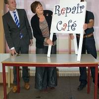 Opening Repair Café 2012