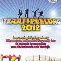 Straatspeeldag 2012