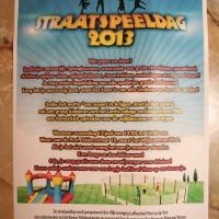 Straatspeeldag 2013