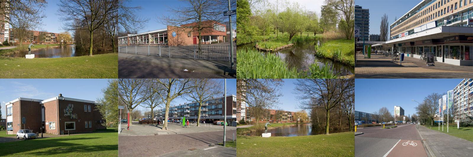 Van en voor bewoners van de Westwijk Vlaardingen
